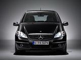 Mercedes-Benz A-Klasse Special Edition (W169) 2009 pictures