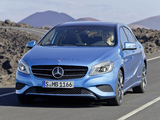 Mercedes-Benz A 180 CDI Urban Package (W176) 2012 images
