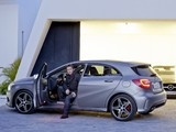 Mercedes-Benz A 250 AMG Sport Package (W176) 2012 photos
