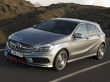 Mercedes-Benz A 250 AMG Sport Package (W176) 2012 pictures