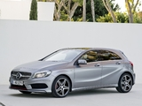 Mercedes-Benz A 250 AMG Sport Package (W176) 2012 wallpapers