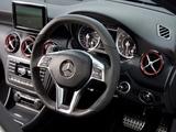 Mercedes-Benz A 45 AMG UK-spec (W176) 2013 photos