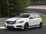 Mercedes-Benz A 45 AMG Edition 1 (W176) 2013 wallpapers