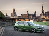Mercedes-Benz A 200 Style (W176) 2015 photos