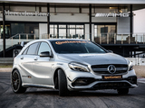 Mercedes-AMG A 45 4MATIC ZA-spec (W176) 2016 images