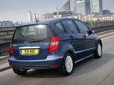 Photos of Mercedes-Benz A 180 CDI 5-door UK-spec (W169) 2008–12