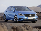 Photos of Mercedes-Benz A 180 CDI Urban Package (W176) 2012