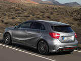 Pictures of Mercedes-Benz A 250 AMG Sport Package (W176) 2012