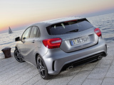 Pictures of Mercedes-Benz A 200 Style Package (W176) 2012