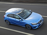 Pictures of Mercedes-Benz A 180 CDI Urban Package (W176) 2012