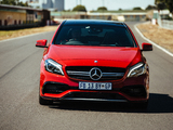Pictures of Mercedes-AMG A 45 4MATIC ZA-spec (W176) 2016