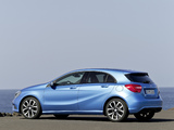 Mercedes-Benz A 180 CDI Urban Package (W176) 2012 wallpapers