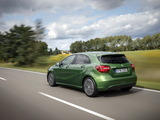 Mercedes-Benz A 200 Style (W176) 2015 wallpapers