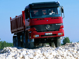 Images of Mercedes-Benz Actros 4140 (MP1) 1997–2002