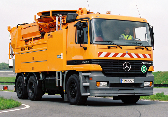 Images of mercedes benz actros 2543 road service mp1 for Mercedes benz roadside service