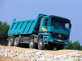 Images of Mercedes-Benz Actros 4143 (MP1) 1997–2002