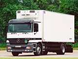 Images of Mercedes-Benz Actros 1831 (MP1) 1997–2002