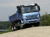 Images of Mercedes-Benz Actros 2544 (MP2) 2002–09