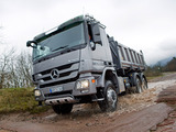 Images of Mercedes-Benz Actros 3346 (MP3) 2009–11