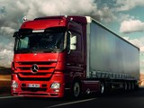 Images of Mercedes-Benz Actros 1844 (MP3) 2009–11