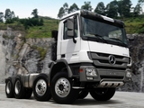 Images of Mercedes-Benz Actros 4844 K (MP3) 2009