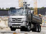 Images of Mercedes-Benz Actros 2644 (MP3) 2009–11