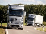 Images of Mercedes-Benz Actros 1845 (MP4) 2011