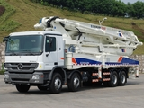 Images of Mercedes-Benz Actros 4141 (MP3) 2011
