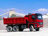 Mercedes-Benz Actros 3340 (MP1) 1997–2002 images