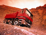Mercedes-Benz Actros 3240 (MP1) 1997–2002 photos