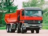 Mercedes-Benz Actros 4143 (MP1) 1997–2002 photos