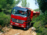 Mercedes-Benz Actros 3331 (MP1) 1997–2002 photos