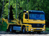 Mercedes-Benz Actros 1831 (MP1) 1997–2002 pictures