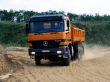 Mercedes-Benz Actros 3340 (MP1) 1997–2002 pictures