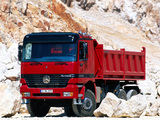 Mercedes-Benz Actros 3340 (MP1) 1997–2002 wallpapers