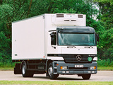 Mercedes-Benz Actros 1831 (MP1) 1997–2002 wallpapers