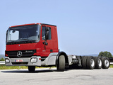 Mercedes-Benz Actros 2641 (MP2) 2002–09 images
