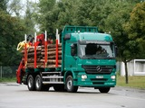 Mercedes-Benz Actros 2651 Timber Truck (MP2) 2002–09 images
