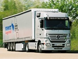 Mercedes-Benz Actros 1841 (MP2) 2002–08 wallpapers
