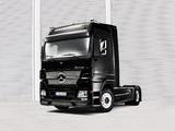 Mercedes-Benz Actros 1861 LS Black Edition (MP2) 2004 photos