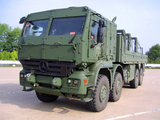 Mercedes-Benz Armored Heavy Actros (MP3) 2008–11 images