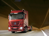 Mercedes-Benz Actros 1860 (MP3) 2008–11 wallpapers
