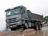 Mercedes-Benz Actros 3346 (MP3) 2009–11 images