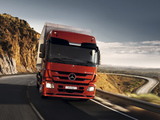 Mercedes-Benz Actros 1844 (MP3) 2009–11 images