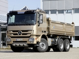 Mercedes-Benz Actros 2644 (MP3) 2009–11 wallpapers
