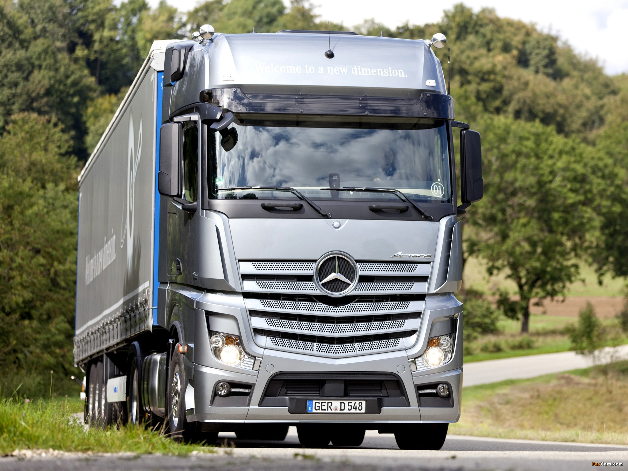mercedes benz actros 1845 mp4 2011 images 2048x1536. Black Bedroom Furniture Sets. Home Design Ideas