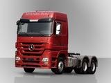 Mercedes-Benz Actros 2646 BR-spec (MP3) 2011 pictures
