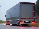 Mercedes-Benz Actros Aerodynamic Trailer Concept (MP4) 2012 images
