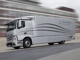 Mercedes-Benz Actros Aerodynamic Truck Concept 2012 photos