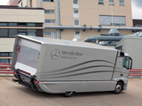 Mercedes-Benz Actros Aerodynamic Truck Concept 2012 pictures